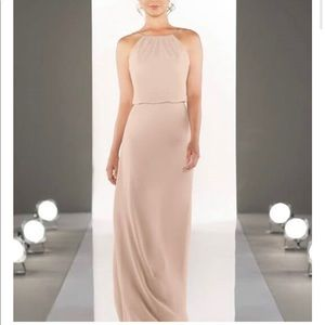 Sorella Vita 8872 Blush Bridesmaid Dress